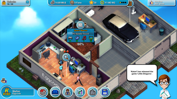 Mad games tycoon free download (v1. 171020a) « igggames.
