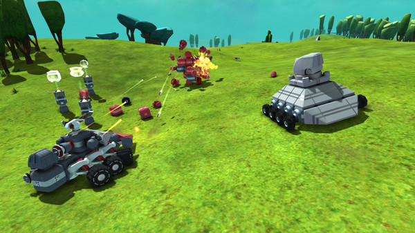 TerraTech (Steam Gift, Region RU+CIS)