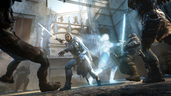 Middle-earth: Shadow of Mordor GOTY (Steam, RU+CIS)