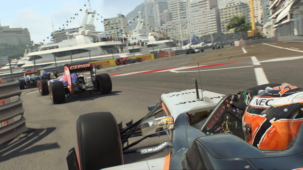 F1 2015 (Steam Gift, Region RU+CIS)