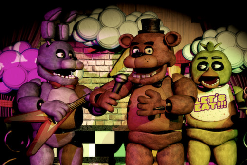 Five Nights at Freddy´s (Steam Gift, Region RU+CIS)
