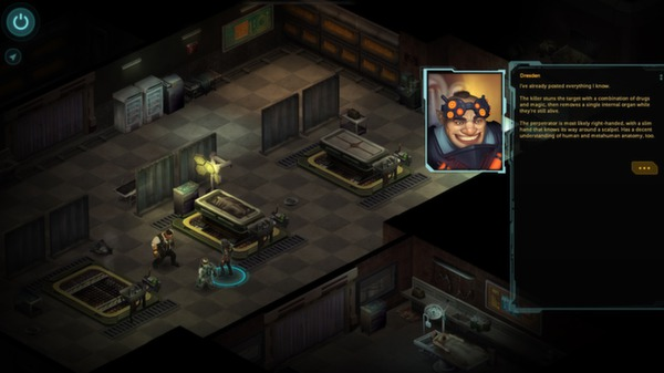 Shadowrun Returns (Steam Gift, Region RU+CIS)