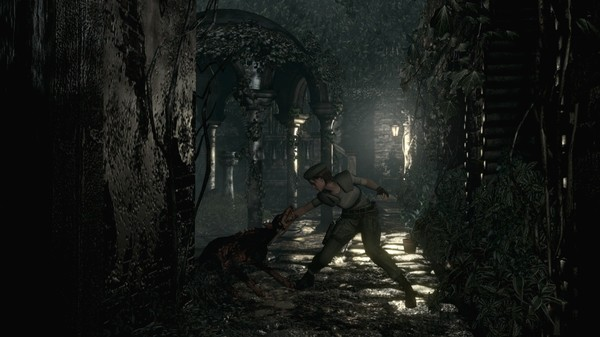 Resident Evil / biohazard HD REMASTER (Steam, RU+CIS)