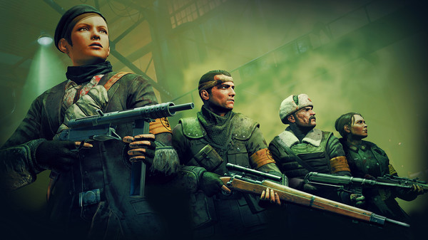 Zombie Army Trilogy (Steam Gift, Region RU+CIS)