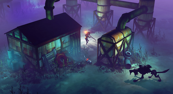 The Flame in the Flood (Steam Gift, Region RU+CIS)
