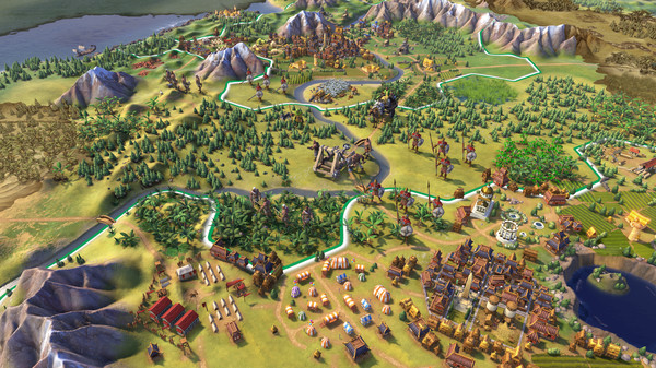 Sid Meier's Civilization® VI (Steam,RU+CIS,ПРЕДЗАКАЗ)