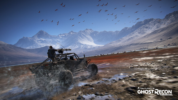 Tom Clancy´s Ghost Recon® Wildlands(Steam,RU,ПРЕДЗАКАЗ)
