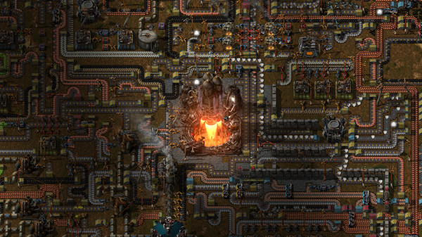 Factorio (Steam Gift, Region RU+CIS)