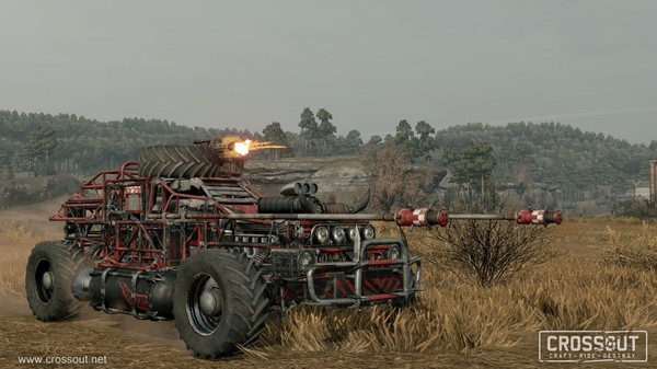 Crossout (Steam Gift, Region RU+CIS)