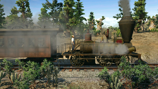 Transport Fever (Steam Gift, Region RU+CIS)