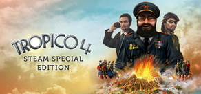 Tropico 4: Steam Special Edition (Steam Gift)