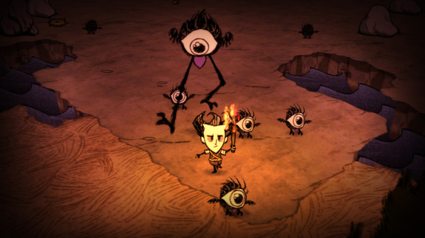 Don´t Starve (Steam Gift, Region Free)