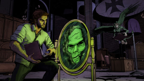 The Wolf Among Us (Steam Gift, Region Free)