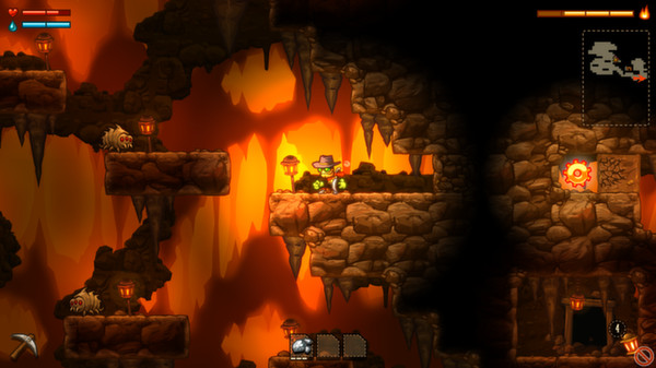 SteamWorld Dig (Steam Gift, Region Free)