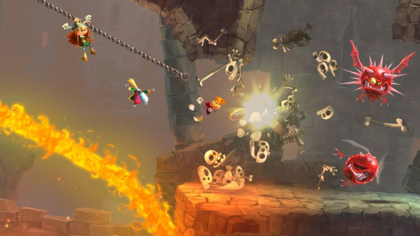 Rayman® Legends (Steam Gift, Region RU)