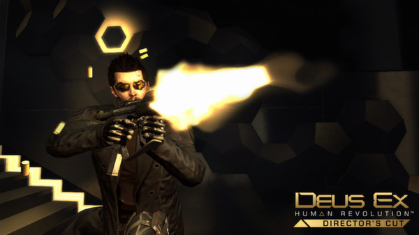 Deus Ex: Human Revolution - Director´s Cut (Steam Gift)