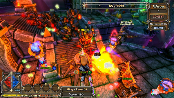Dungeon Defenders (Steam Gift, Region Free)