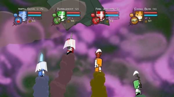 Castle Crashers (Steam Gift, Region Free)
