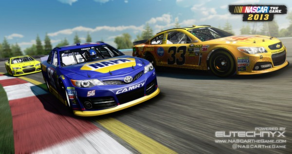 NASCAR The Game: 2013 (Steam Gift, Region Free)