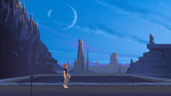 Another World – 20th Anniversary Edition (Steam Gift)