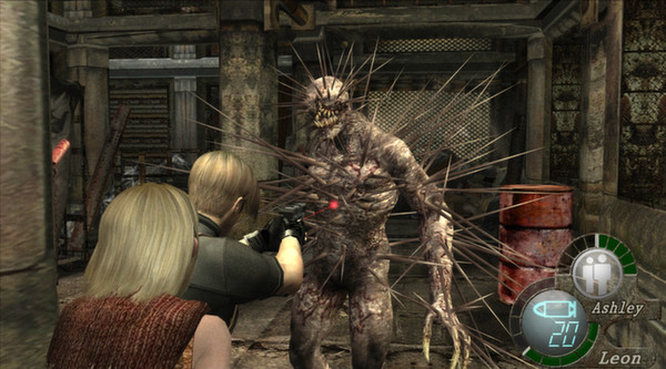 Resident Evil 4 / Biohazard 4 (Steam Gift, RU+CIS)