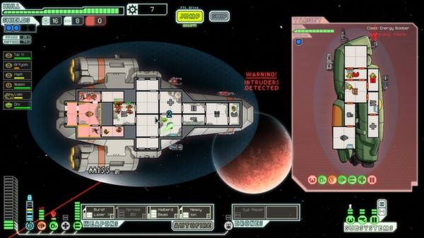 FTL: Faster Than Light (Steam Gift, Region Free)