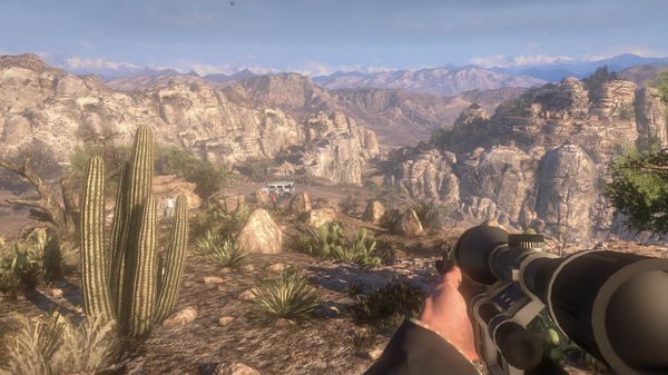 Call of Juarez: The Cartel (Steam Gift, Region Free)