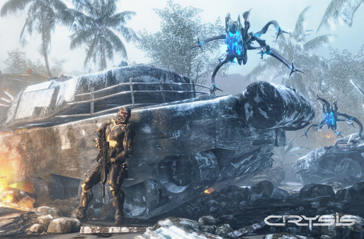 Crysis (Steam Gift, Region Free)