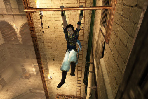 Prince of Persia®: The Sands of Time (Steam, Reg. Free)