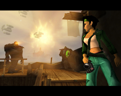 Beyond Good and Evil™ (Steam Gift, Region Free)
