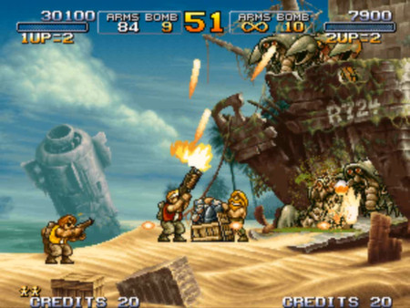 METAL SLUG 3 (Steam Gift, Region Free)