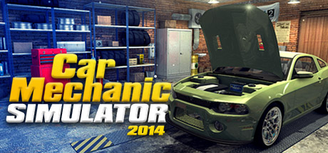 Car Mechanic Simulator 2014 (Steam Gift, Region Free)