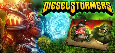 DieselStormers (Steam Gift, Region Free)