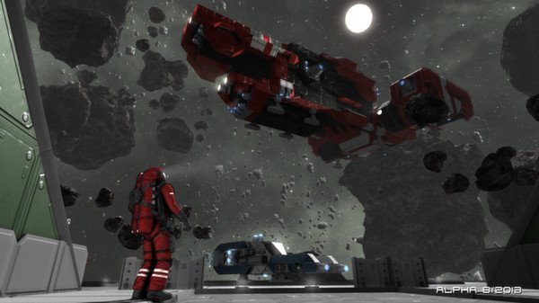Space Engineers (Steam Gift, Region RU+CIS)