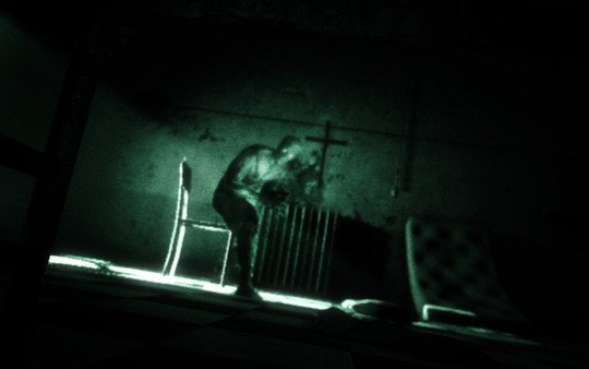 Outlast (Steam Gift, Region RU+CIS)