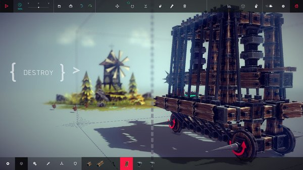 Besiege (Steam Gift, Region RU+CIS)