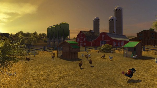 Farming Simulator 2013 Titanium Edition (Steam, RU)