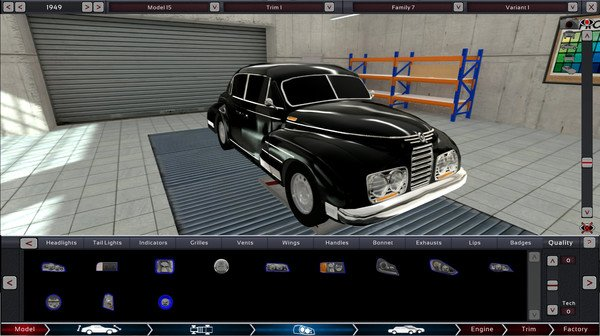 Automation - The Car Company Tycoon Game (Steam,RU+CIS)