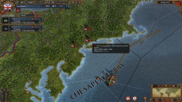 Europa Universalis IV (Steam Gift, Region RU+CIS)