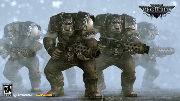 Warhammer 40,000: Regicide (Steam Gift, Region RU+CIS)