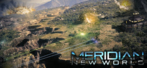 Meridian: New World (Steam Gift, Region RU)