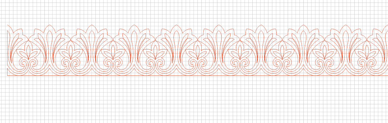 Pagonazh_6 (vector for a CNC machine)