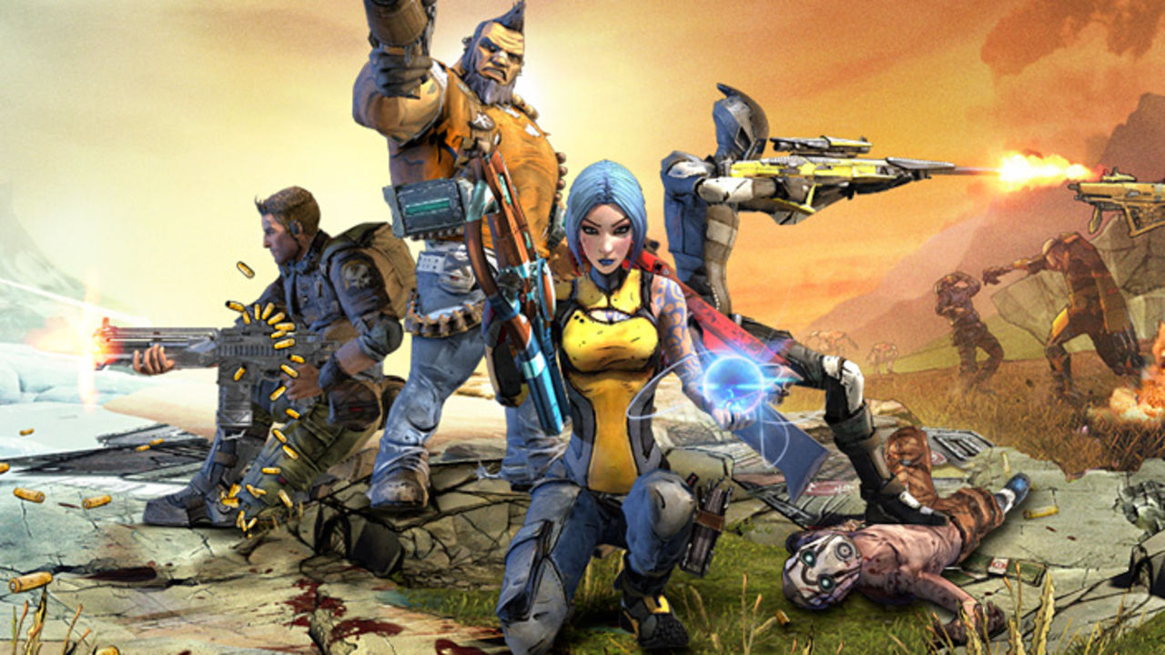 Borderlands 2 Game of the Year (Steam Gift | RU + CIS)