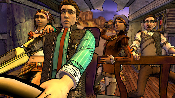 Tales from the Borderlands (Steam Gift | RU + CIS)