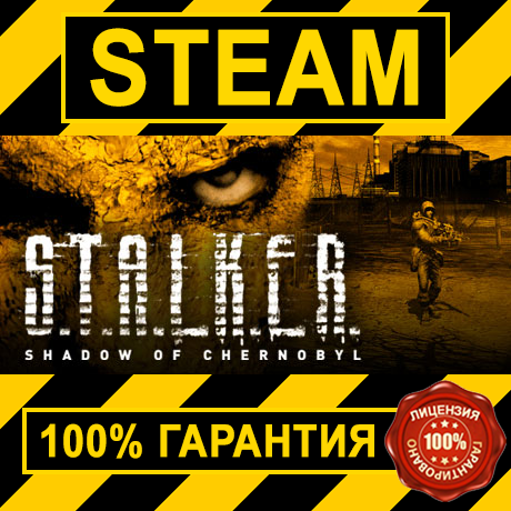 STALKER: Shadow of Chernobyl (STEAM | RU+CIS)