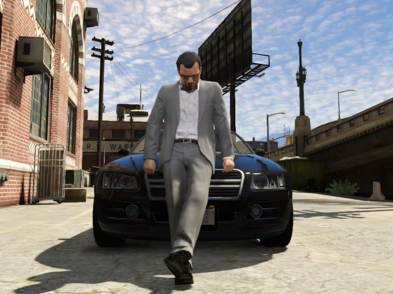 GRAND THEFT AUTO V (GTA 5, ГТА 5) (STEAM GIFT/RU+CIS)