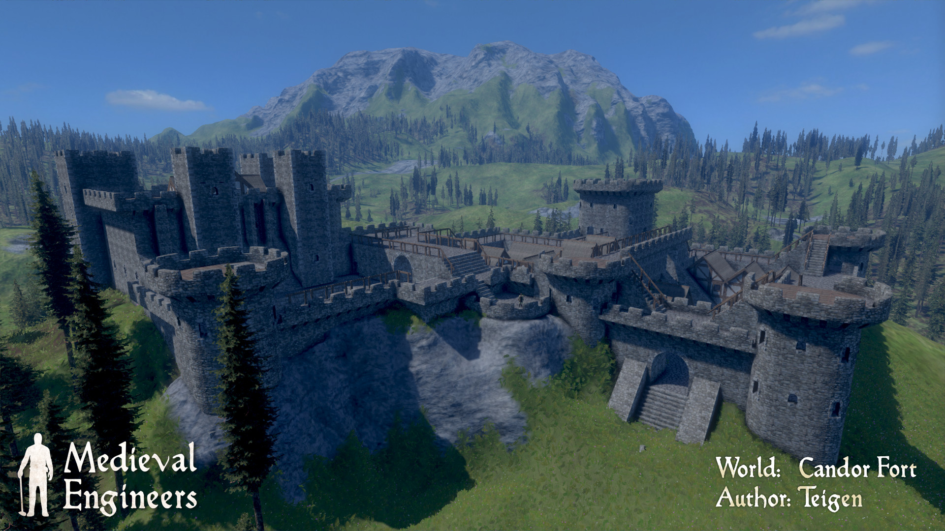 MEDIEVAL ENGINEERS (STEAM GIFT | RU+CIS)