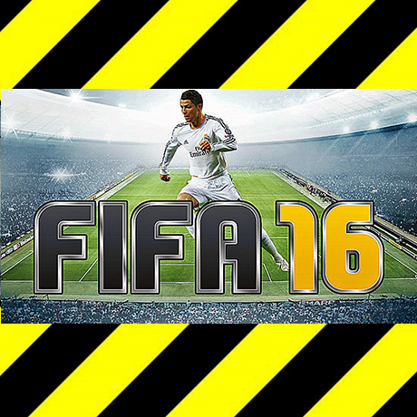 FIFA 16 (ORIGIN KEY | RU+CIS)