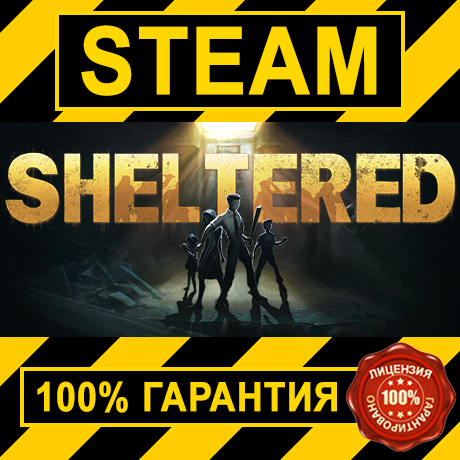 SHELTERED (STEAM GIFT | RU+CIS)