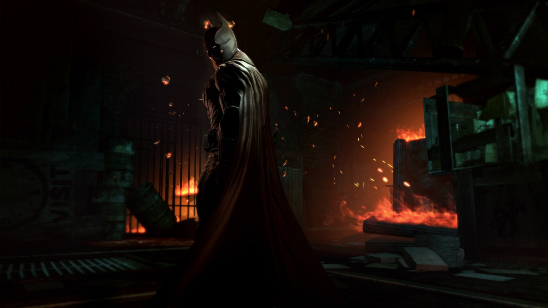 BATMAN: Arkham Origins  (STEAM GIFT | RU+CIS)